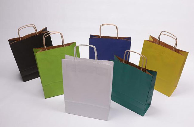 Paper bags assortment